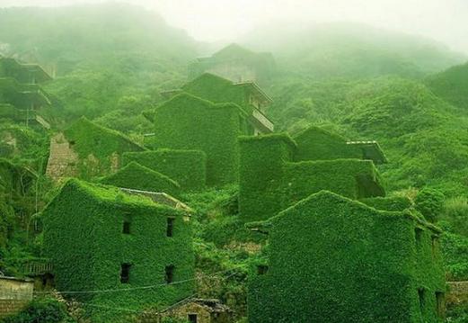 chinese nature village