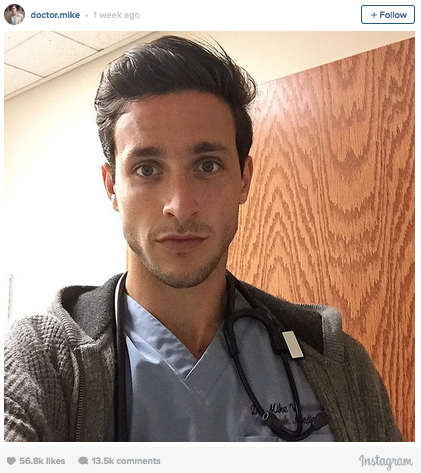 hot instagram doctors