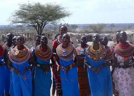 women only village