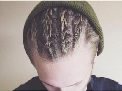 the man braid