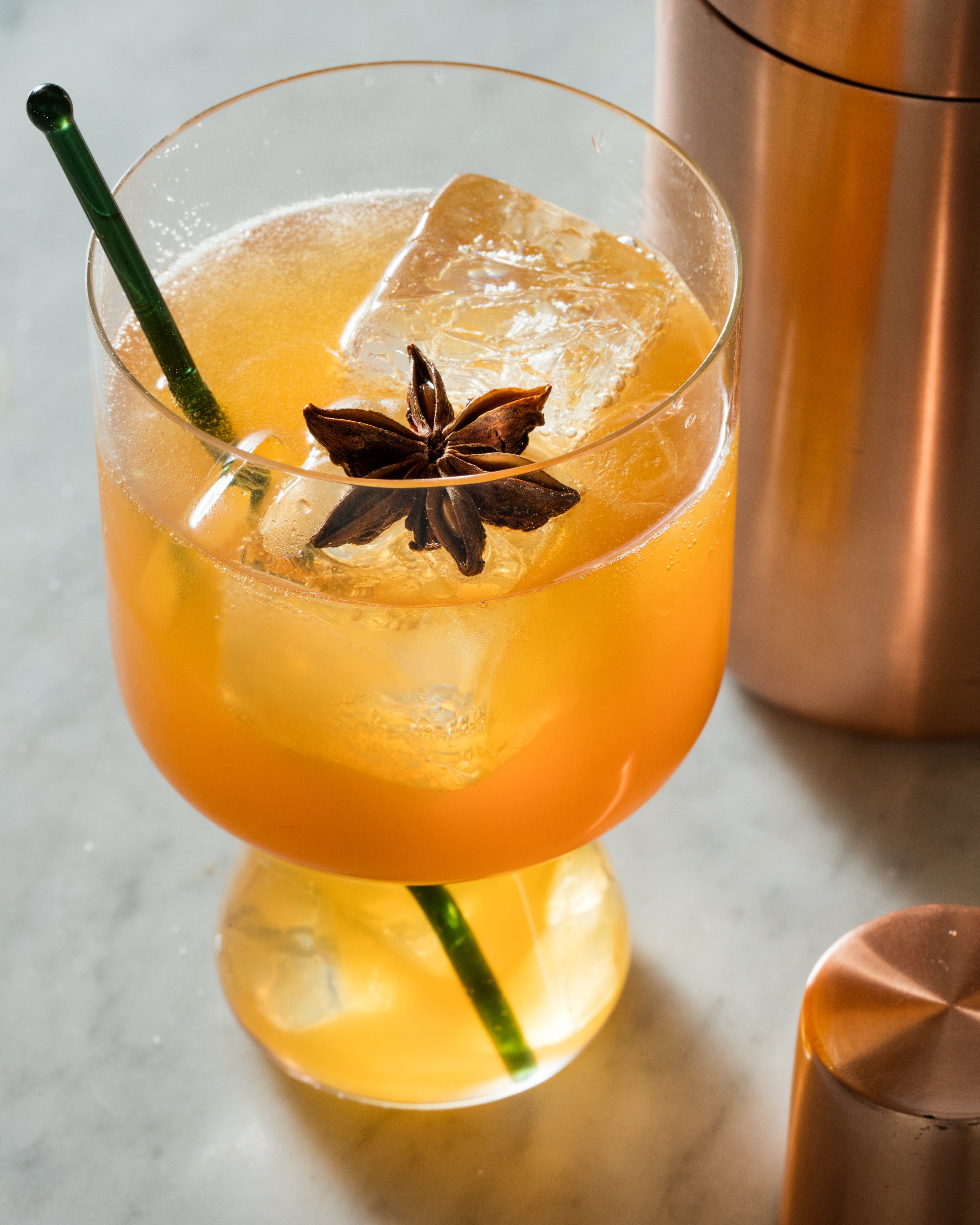 Thanksgiving Drinks With Vodka: Pumpkin Pie Vodka Cocktails = All The Yes