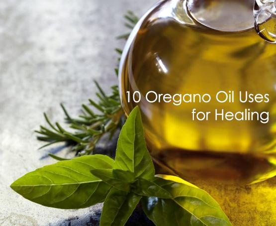 oregano oil uses