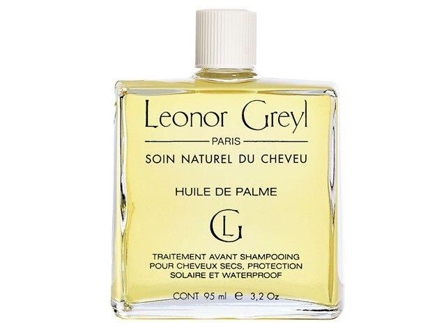 leonor greyl pre shampoo oil