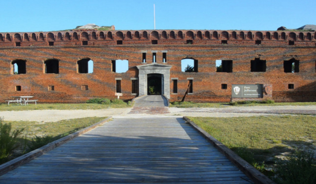 fort jefferson key west