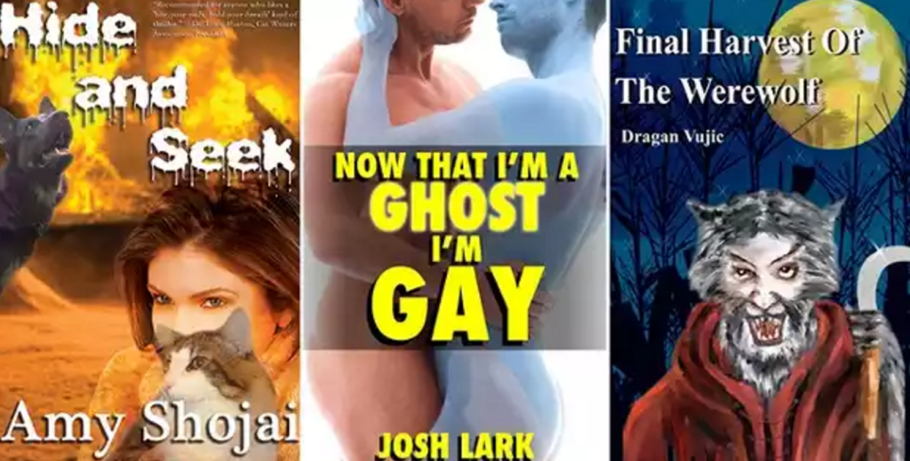 bad ebook covers
