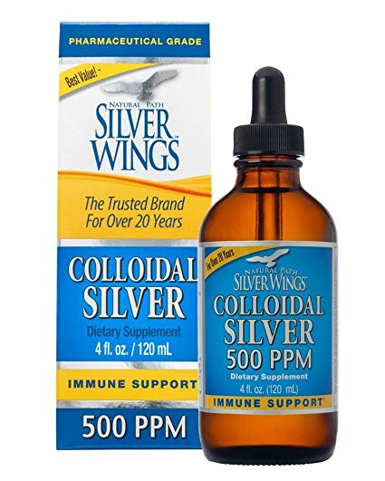 colloidal silver during pregnancy