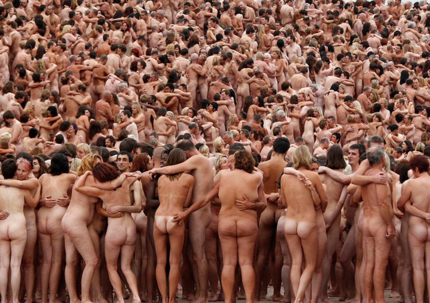 nude at the rnc