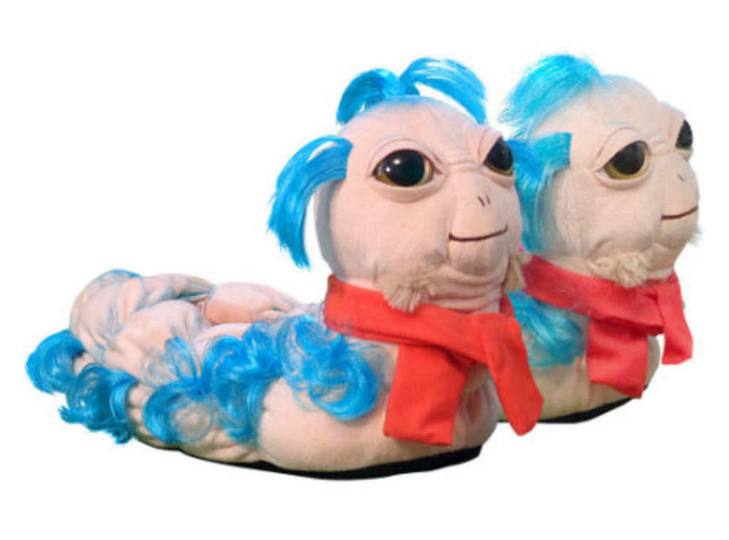 labyrinth slippers