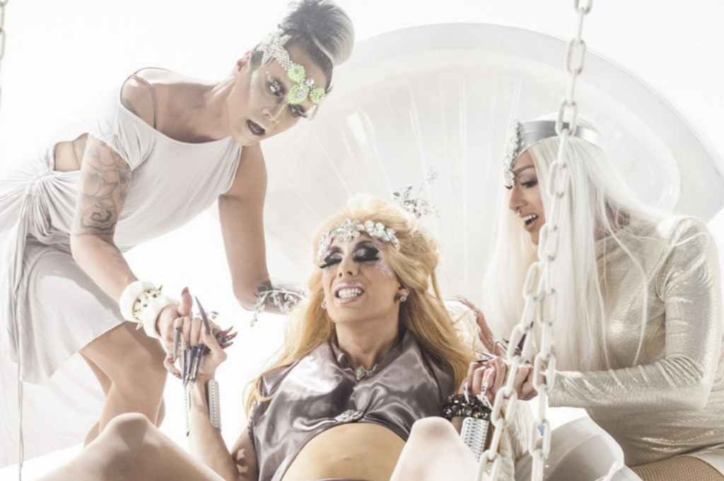 alaska music video