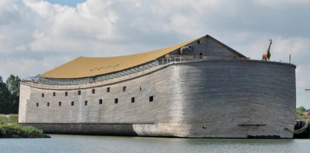real life noahs ark