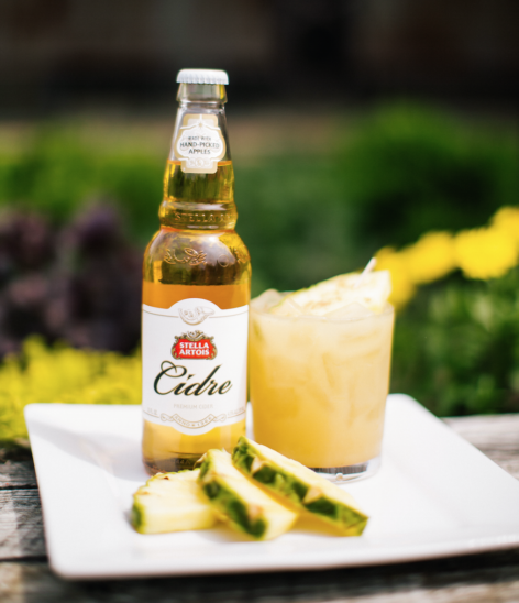 best pineapple cocktail recipe ever