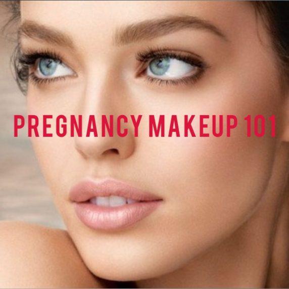pregnancy makeup