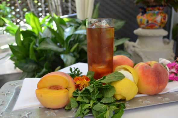 best peach iced tea recipe ever