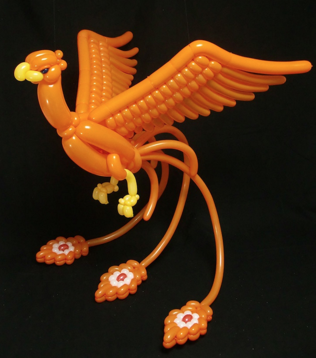 balloon animal art