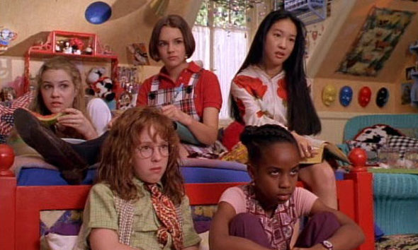 Yes, this is a scene from The Babysitters Club movie, kudos to you if you remember it.