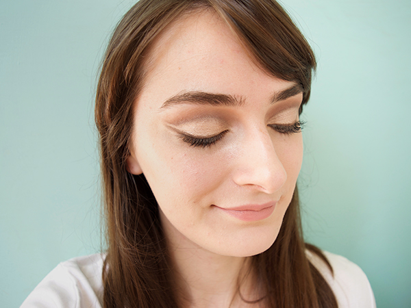 Cut Crease Makeup Look