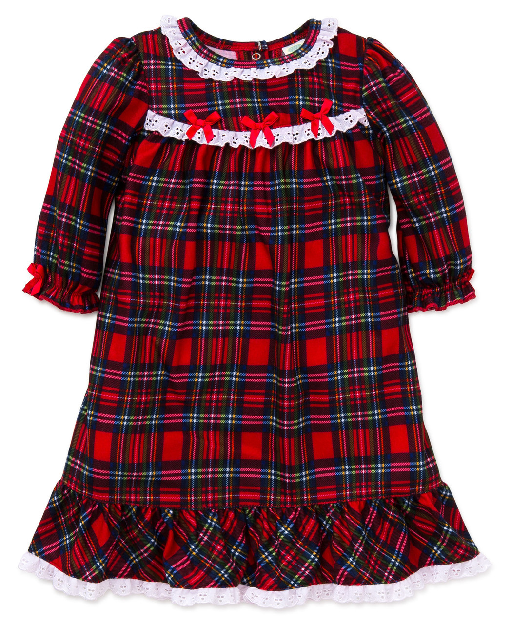plaid_gown