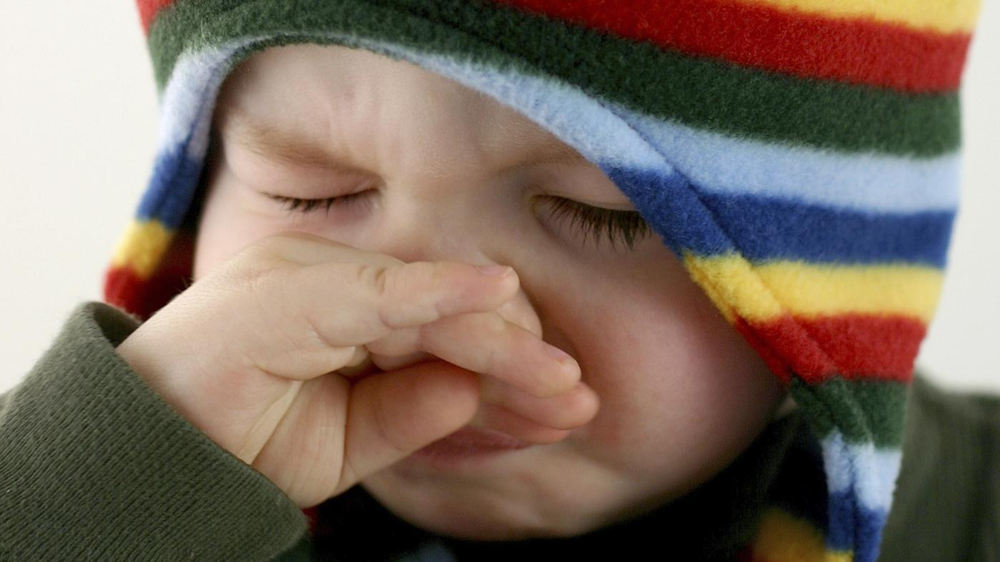 How to Stop an Itchy Nose