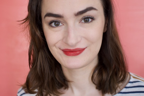 This DIY lip stain with food coloring is super easy, and cheap, though it's slightly bizarre while you're applying. The result is semi sheer and a little ...