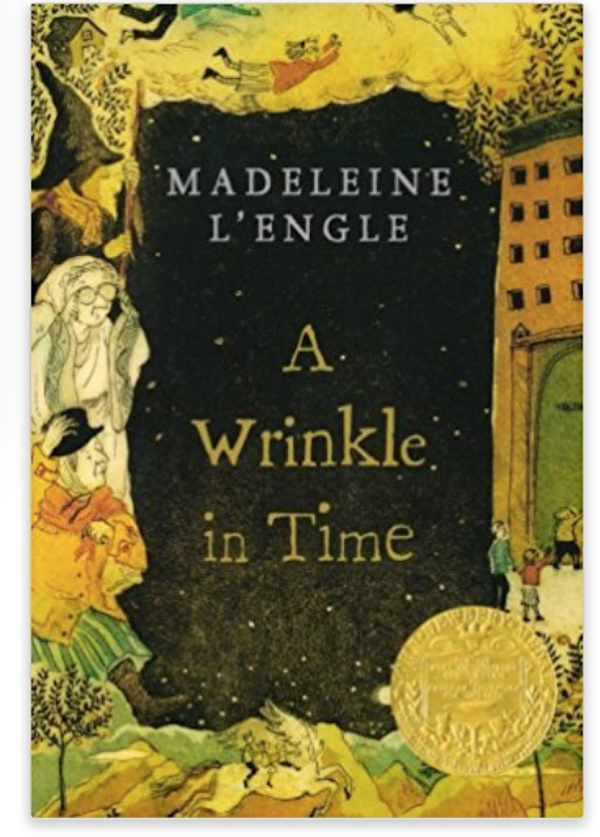 best christmas gifts for women in their 20s, a wrinkle in time book