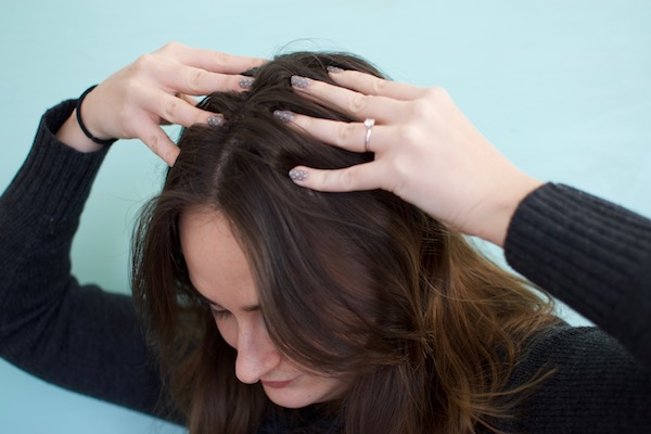 how to stop hair growth on head
