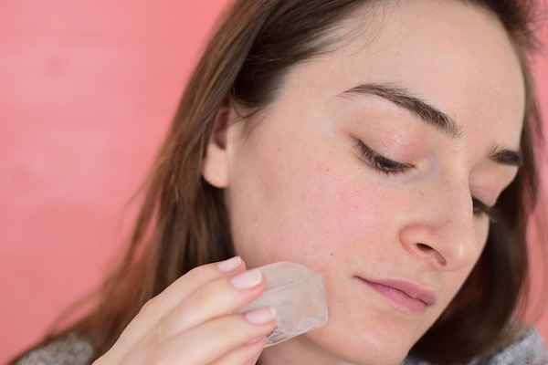 Does Putting Ice On Cystic Acne Help The Luxury Spot