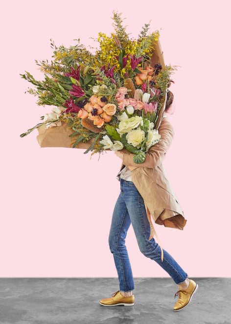 This Big Bouquet of Flowers is Potentially Bigger Than You | The ...