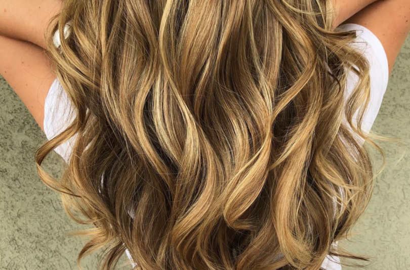 balayage at home