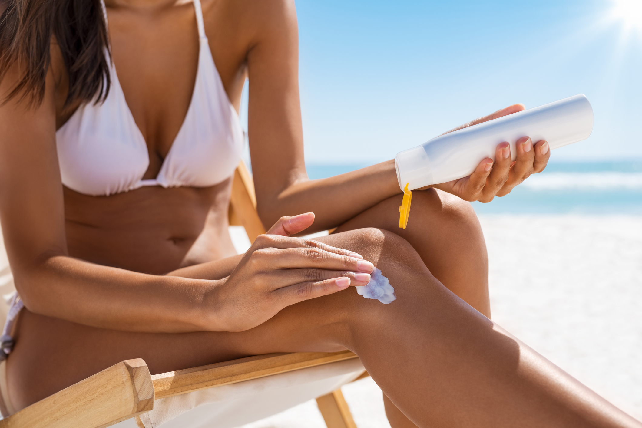 fragrance-free sunscreen