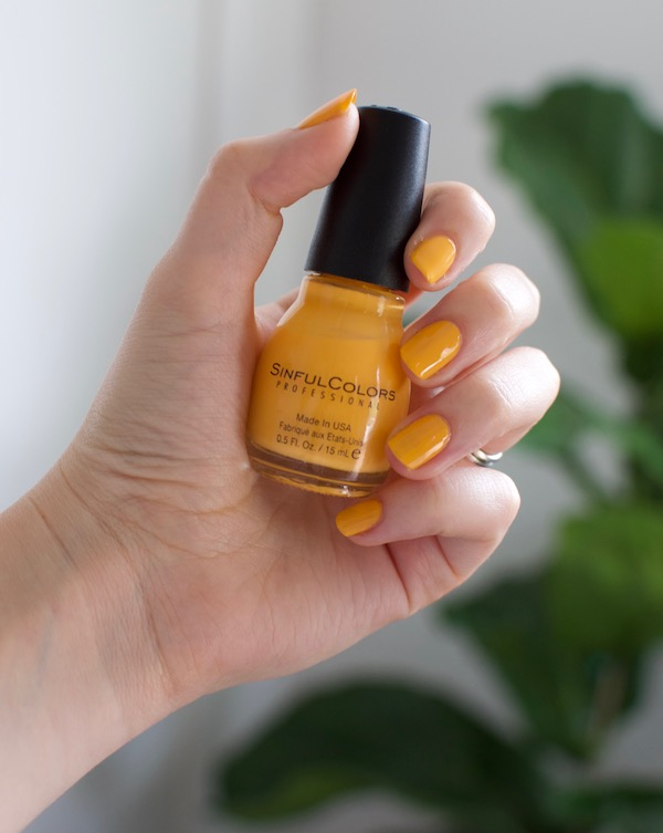 Mustard Yellow Nails: Everything You Need to Get the Trend