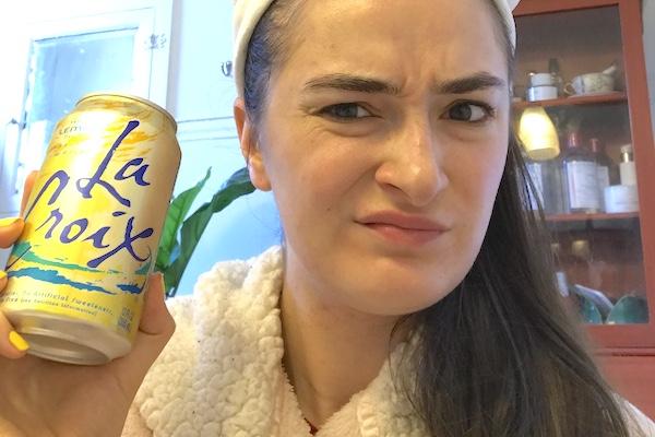 soda water benefits