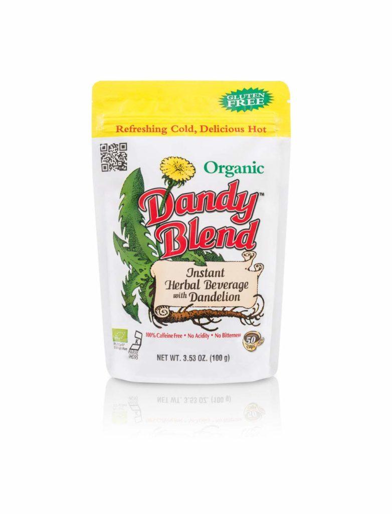 dandy blend dandelion tea