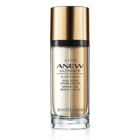 Avon Anew Elixir best night serum