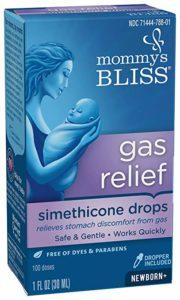 newborn baby gast pains