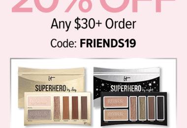 new it cosmetics promo code