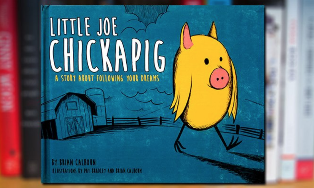 little joe chickapig summer reading list