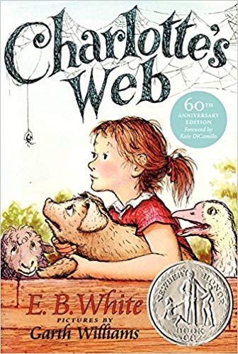 charlotte's web summer reading list