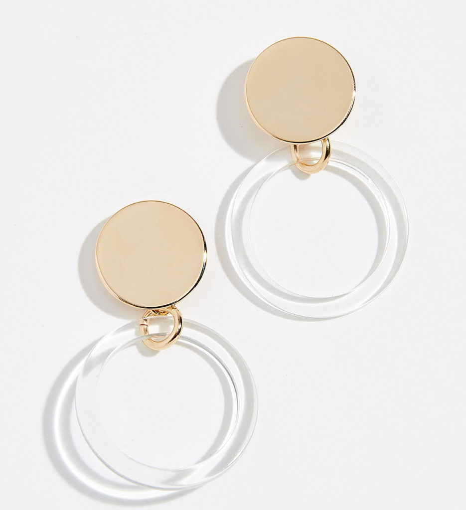 cloverpost earrings