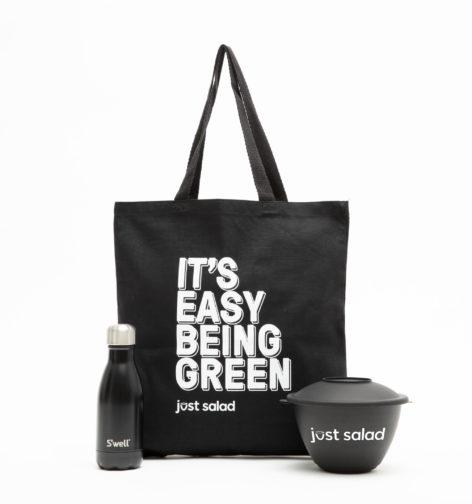 just salad sustainability kit
