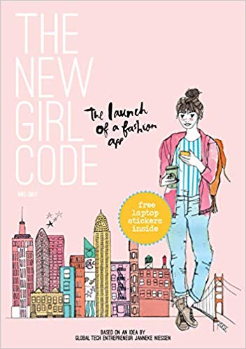 the new girl code summer reading list for girls