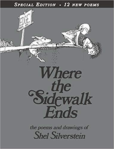 Where the sidewalk ends summer reading list for girls