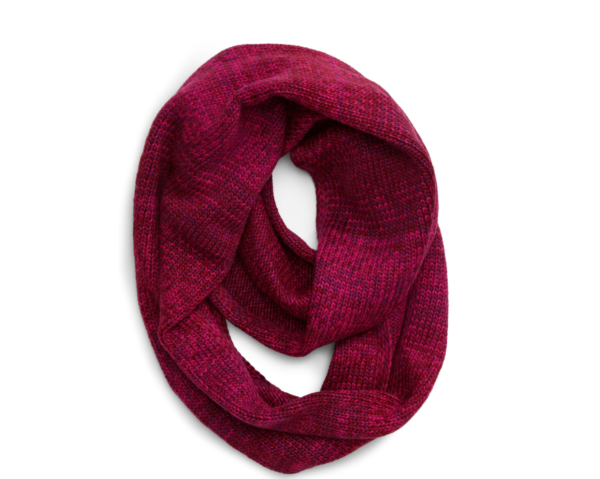best christmas gifts for women in their 20s, bp space dye infinity scarf