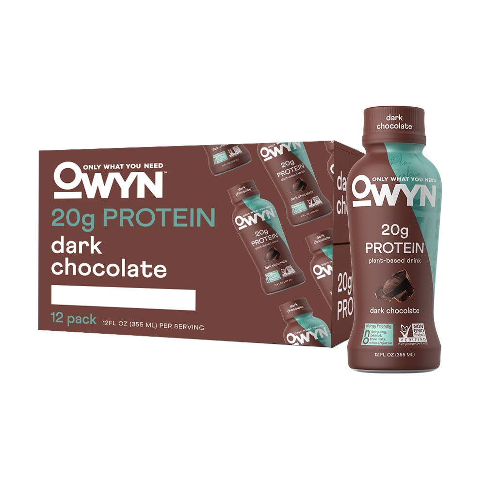 gifts for women in their 20s, owyn vegan protein shakes