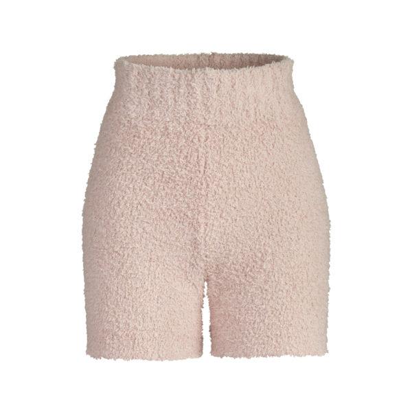 Kim Kardashian Sweats, Cozy Knit Short