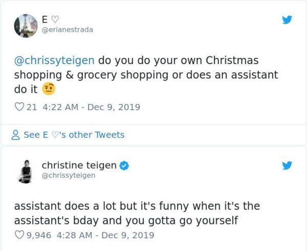 Chrissy Teigan