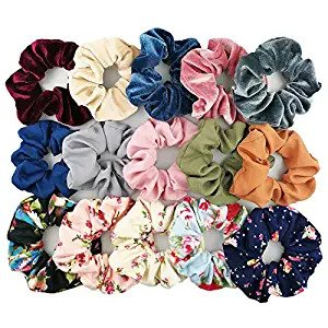 amazon prime scrunchies