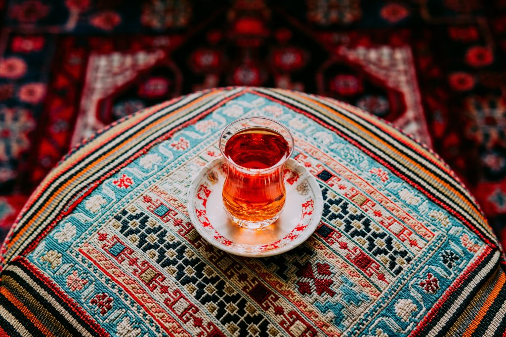 maintaining antiques and cleaning antique persian rugs